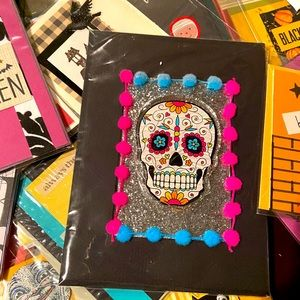 Day of the Dead cards & Halloween Cards handmade